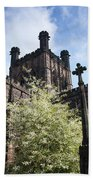 Chester Cathedral Beach Towel