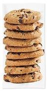 Chocolate Chip Cookies Beach Towel