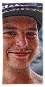 Chris Beach Towel
