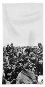 Civil War: Petersburg, 1864 Beach Towel