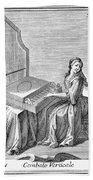 Clavicytherium, 1723 Beach Towel