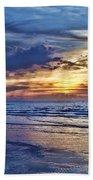 Color Of Light Beach Sheet