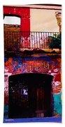 Colors Of Oaxaca Beach Towel