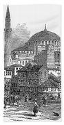Constantinople: St. Sophia Beach Towel