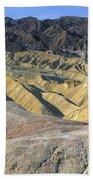 Death Valley Morning Beach Towel