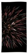 Fireworks Fun 3 Beach Towel