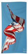 Flagged Beach Towel