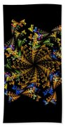 Fractal Beach Towel