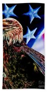 Freedom Beach Towel