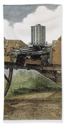Gatling Gun, 1872 Beach Sheet