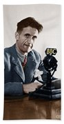George Orwell (1903-1950) Beach Towel