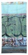 Graffiti - Tubs Iv Beach Towel