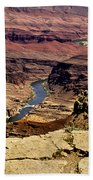 Grand Canyon Colorado River Beach Towel