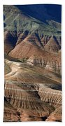 Grand Canyon Rock Formations IIi Beach Towel