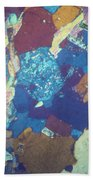 Granite Lm Beach Towel