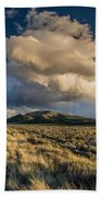 Great Basin Cloud Beach Towel