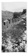 Great Wall Of China, 1901 Beach Towel