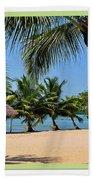 Guatamala Beach Beach Towel