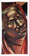 Harriet Tubman, African-american Beach Towel