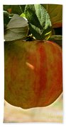 Honey Crisp Beach Towel