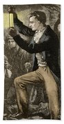 Humphry Davy, English Chemist Beach Towel