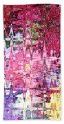 Imagine The Possibilities Beach Towel by Carol Groenen
