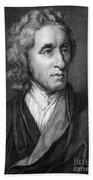 John Locke, English Philosopher, Father Beach Towel