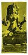 Kali Beach Towel by Photo Researchers