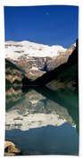 Lake Louise IIi Beach Towel