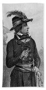 Lazare Carnot (1753-1823) Beach Towel