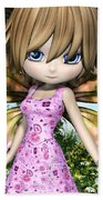 Lil Fairy Princess Beach Towel