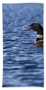 Loon Beach Towel