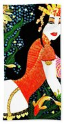 Ma Belle Salope Chinoise No.15 Beach Towel