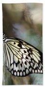 Magical Butterfly Beach Towel