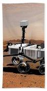 Mars Science Laboratory Beach Towel