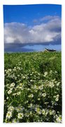 Millisle, County Down, Ireland Beach Towel