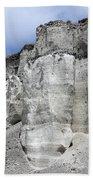 Minoan Eruption Deposits, Mavromatis Beach Towel