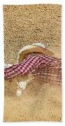 Missed Again Beach Towel