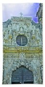 Mission San Jose San Antonio Beach Towel