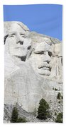 Mount Rushmore National Memorial, South Beach Towel