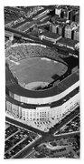 New York: Yankee Stadium Beach Towel