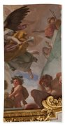 Palace Ceiling Detail Beach Towel