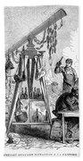 Paris Commune, 1871 Beach Towel