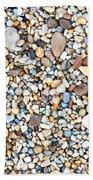 Pebbles Beach Towel by Tom Gowanlock