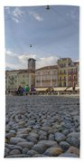 Piazza Grande - Locarno Beach Towel
