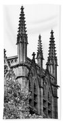 Pinnacles Of St. Mary's Cathedral - Sydney Beach Towel