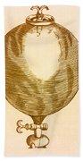 Robert Boyles Air Pumps Beach Towel