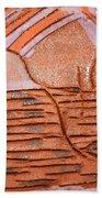 Screen - Tile Beach Towel