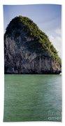 Si Phang-nga National Park Beach Towel