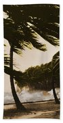 Storm Surge Beach Towel